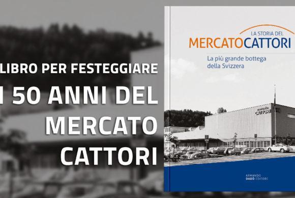 Un libro in occasione dei 50 anni del Mercato Cattori